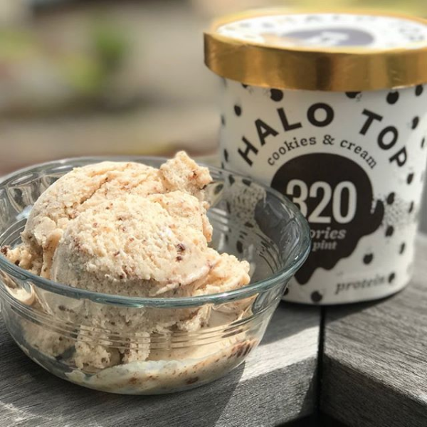 Eight Point Distributors - Halo Top